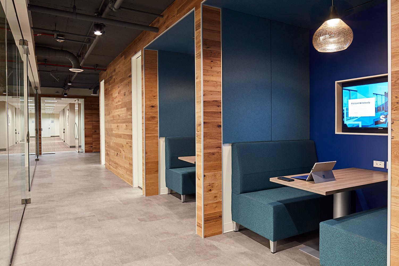 WashREIT | 2000 M Street - Team Office | Suite 750-C