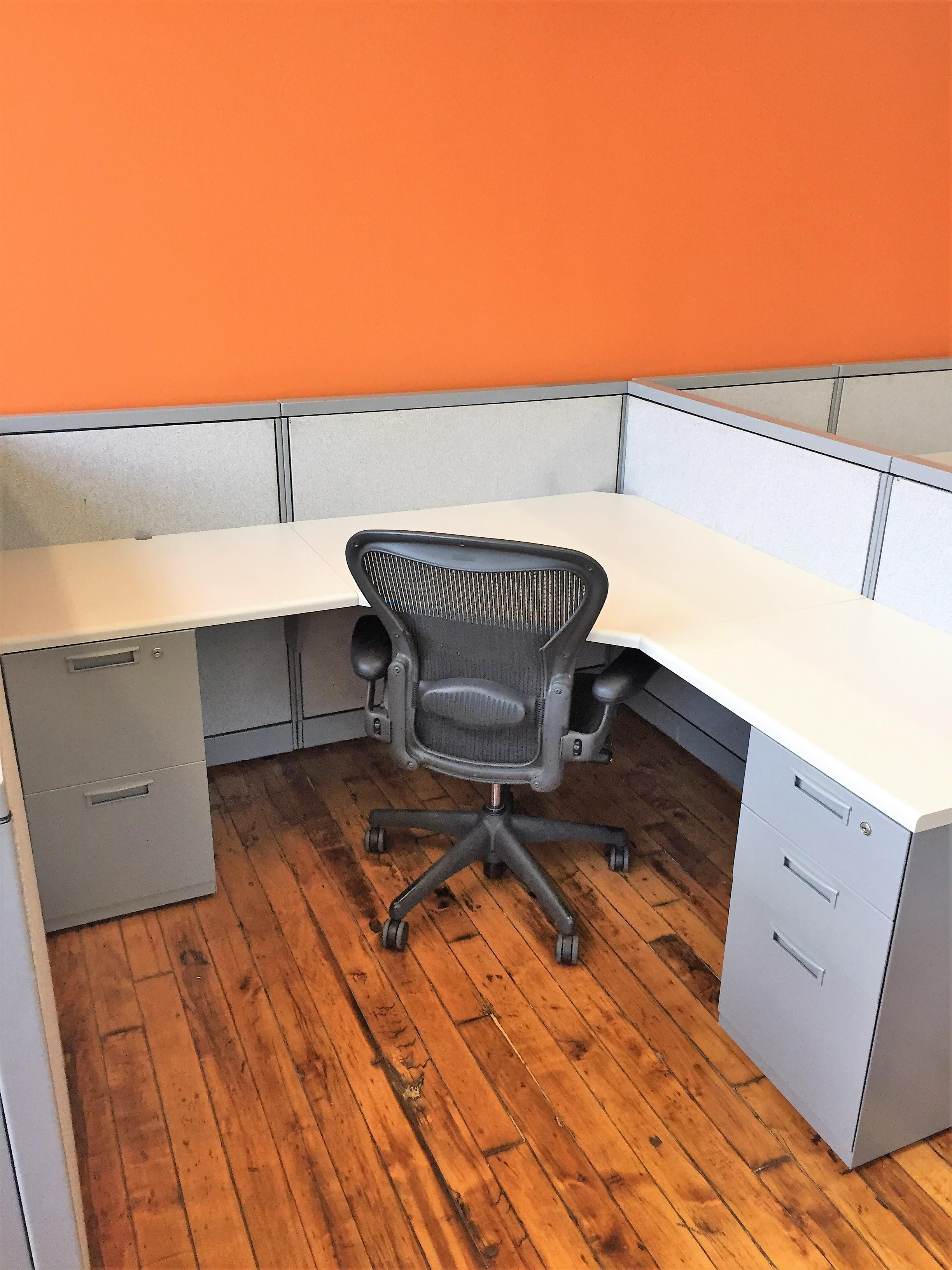Shared Quarters - Dedicated Cubicle