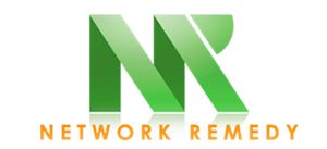 Logo of Network Remedy.