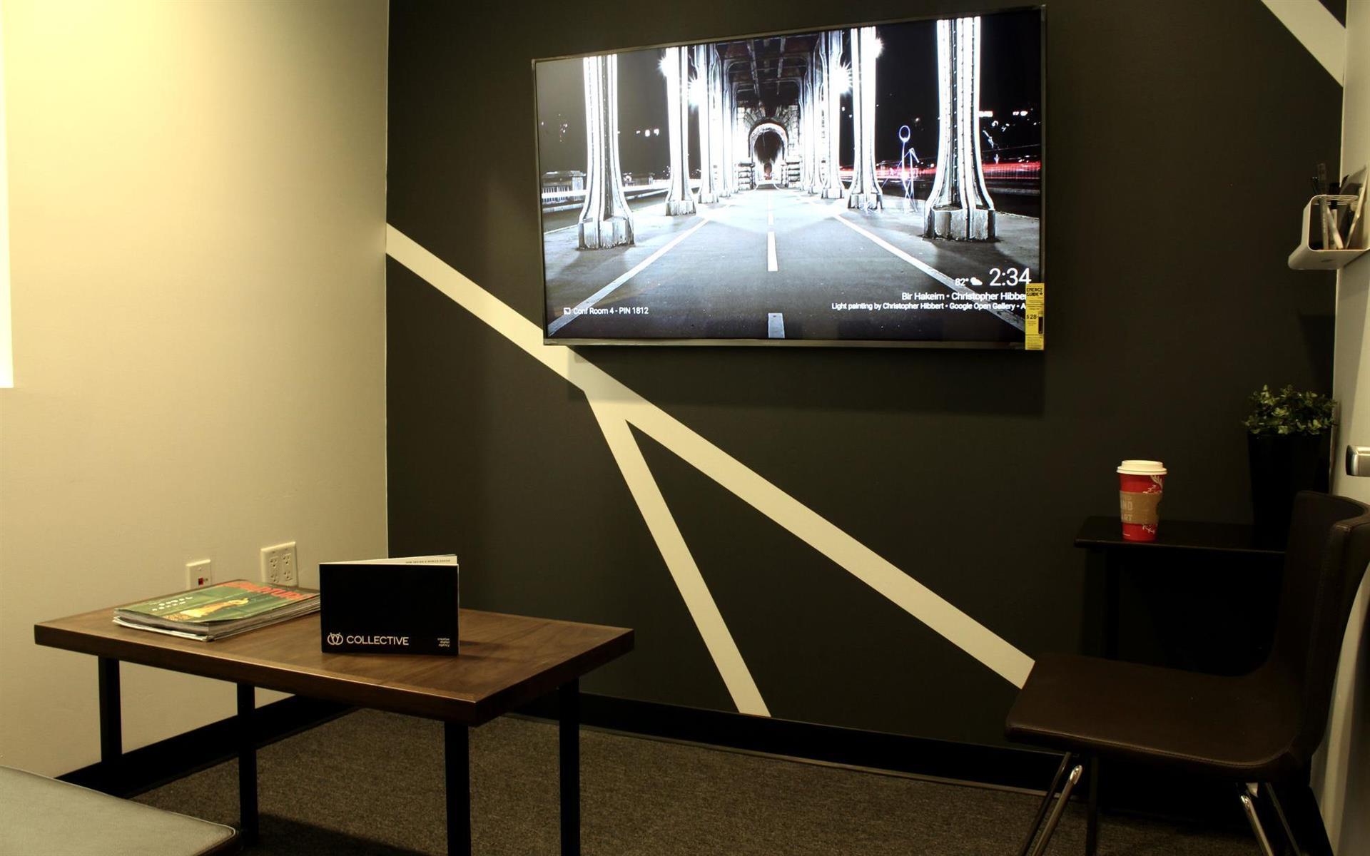 Collective Ventures - Presentation Room 2