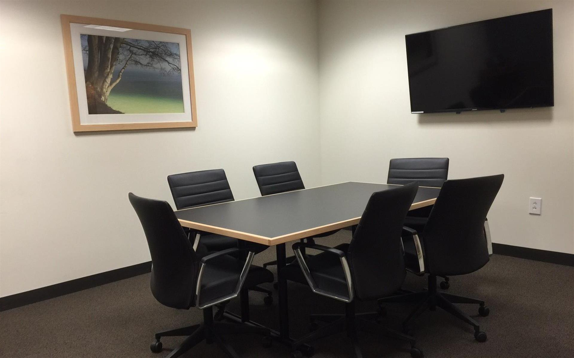 Intelligent Office Uniondale - Meeting Room 1