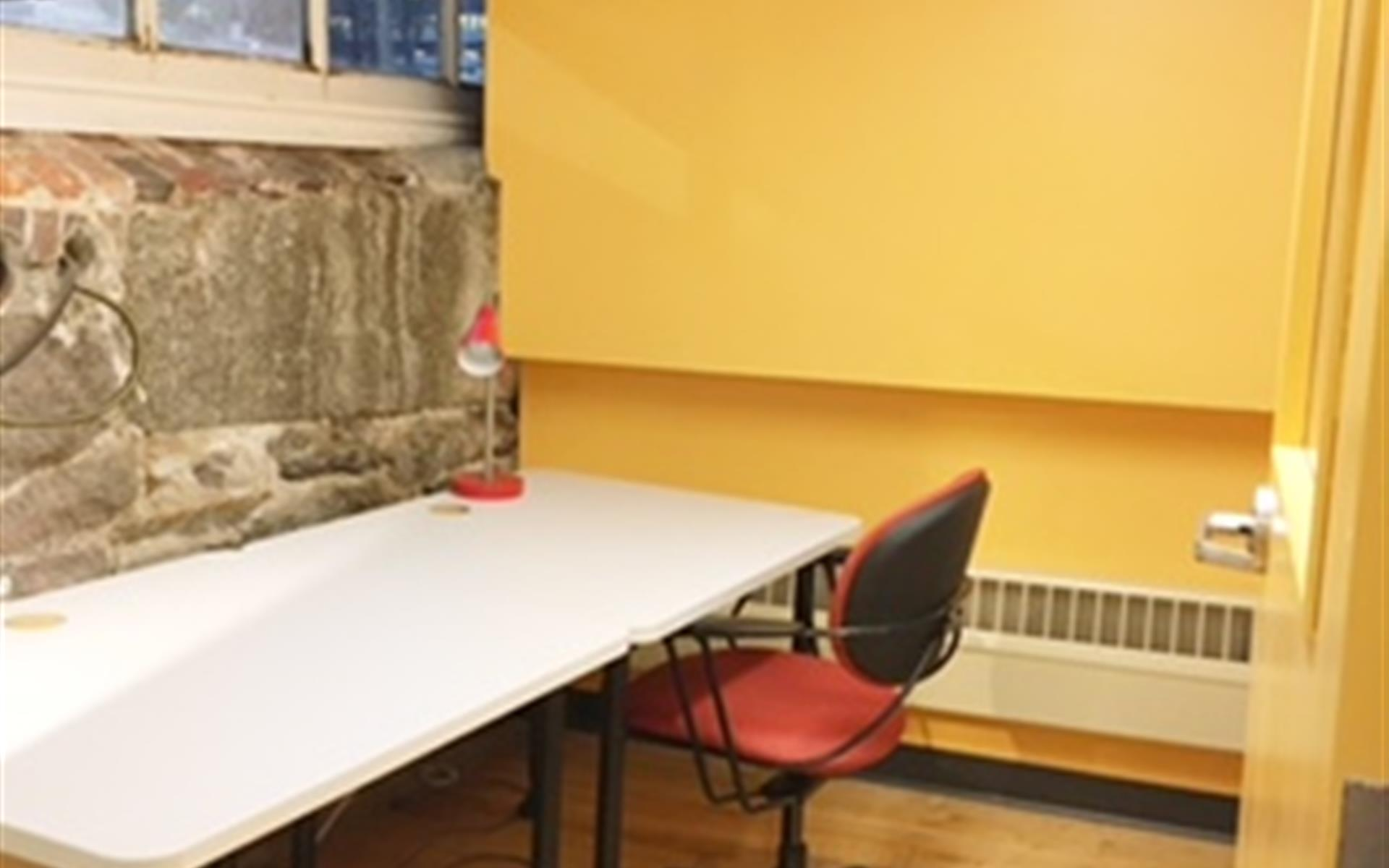 Workbar South Station - 1-person Private Office
