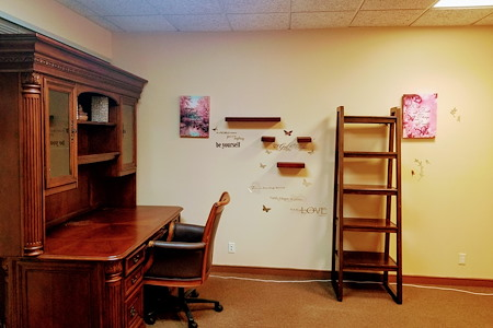 Grassroots Consulting, Inc. - Open Desk 1