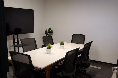 IgnitedSpaces - Conference Room for 6