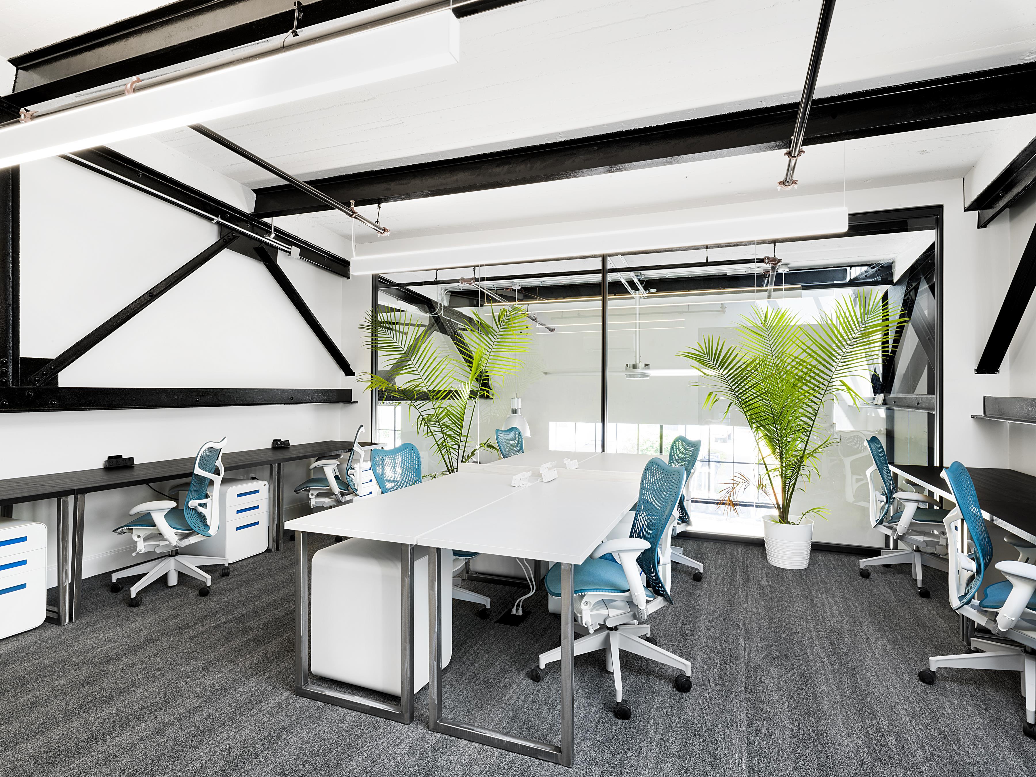 WorkSpace @ New Market - Dedicated Desk