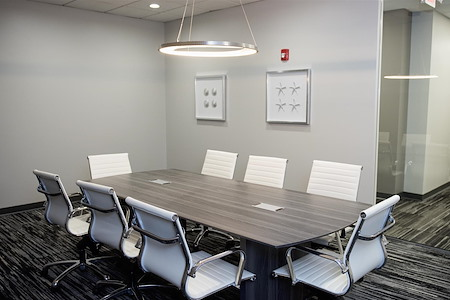 Highland-March Workspaces at Marina Bay - Small Conference Room 2