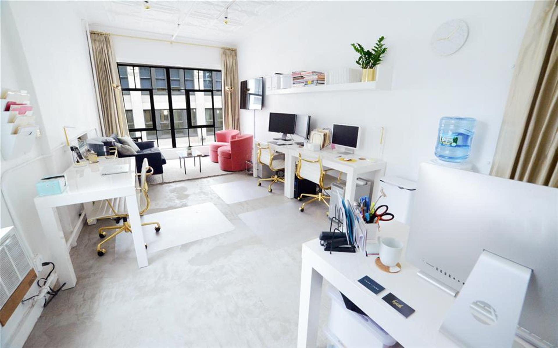 creative agency office. Working At Chelsea Creative Agency Hudson Yards NYC New York Office