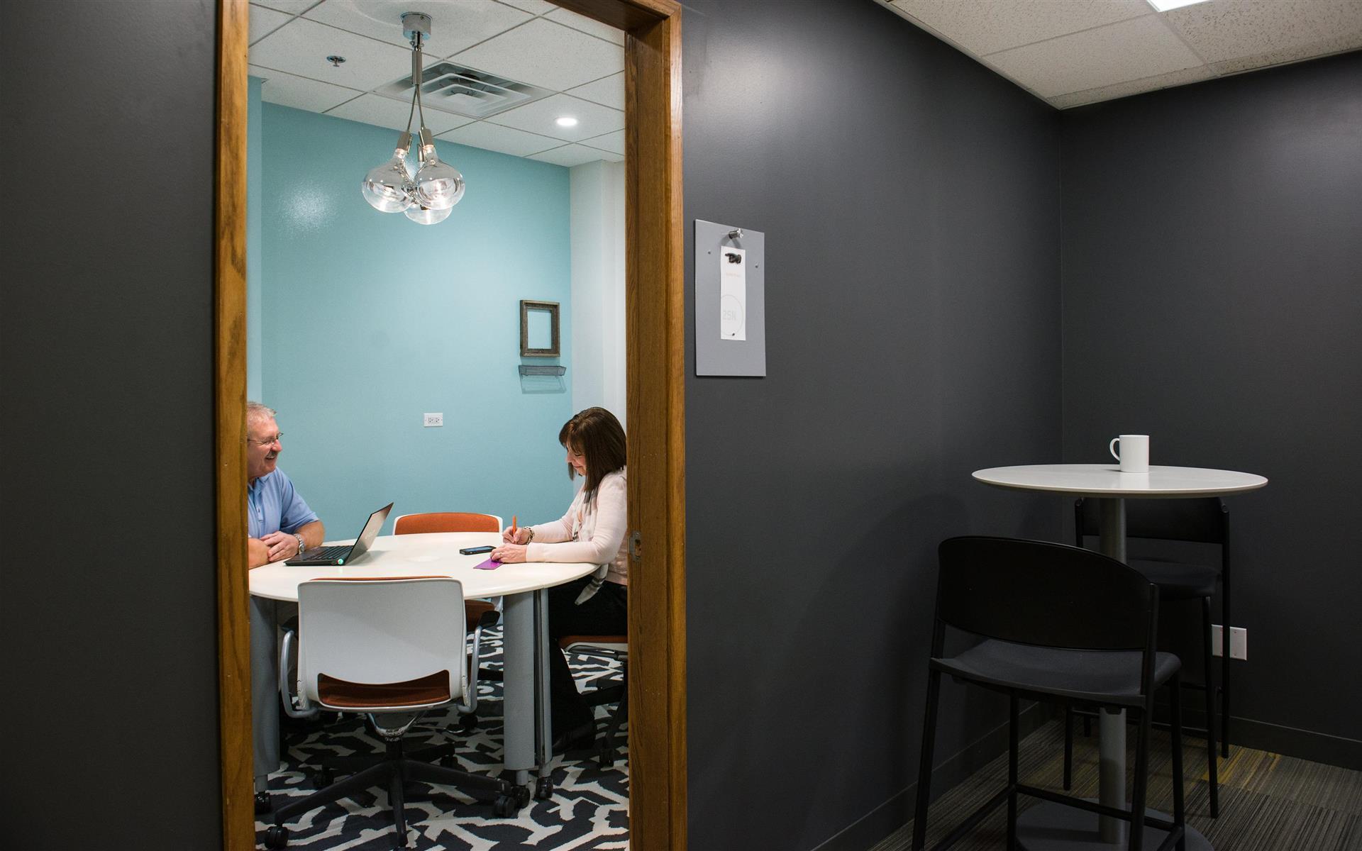 25N Coworking - Arlington Heights - Team Office 203