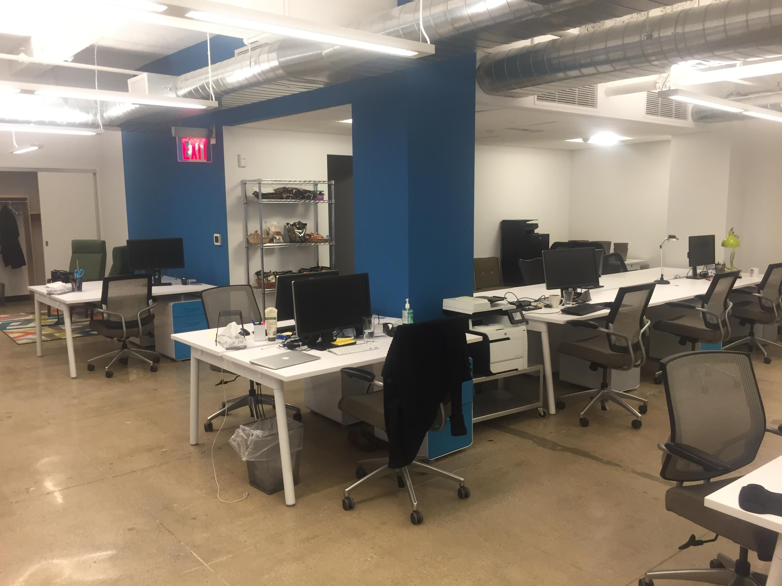 Center For Financial Services Innovation New York Liquidspace