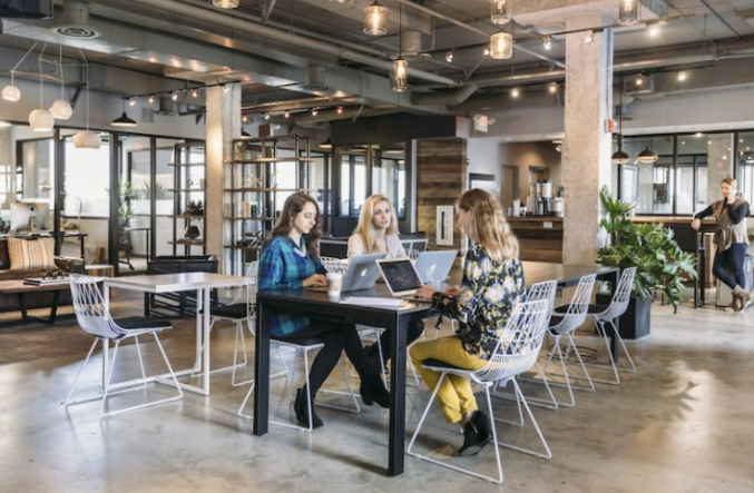 Industrious | Madison - Private Office for 3