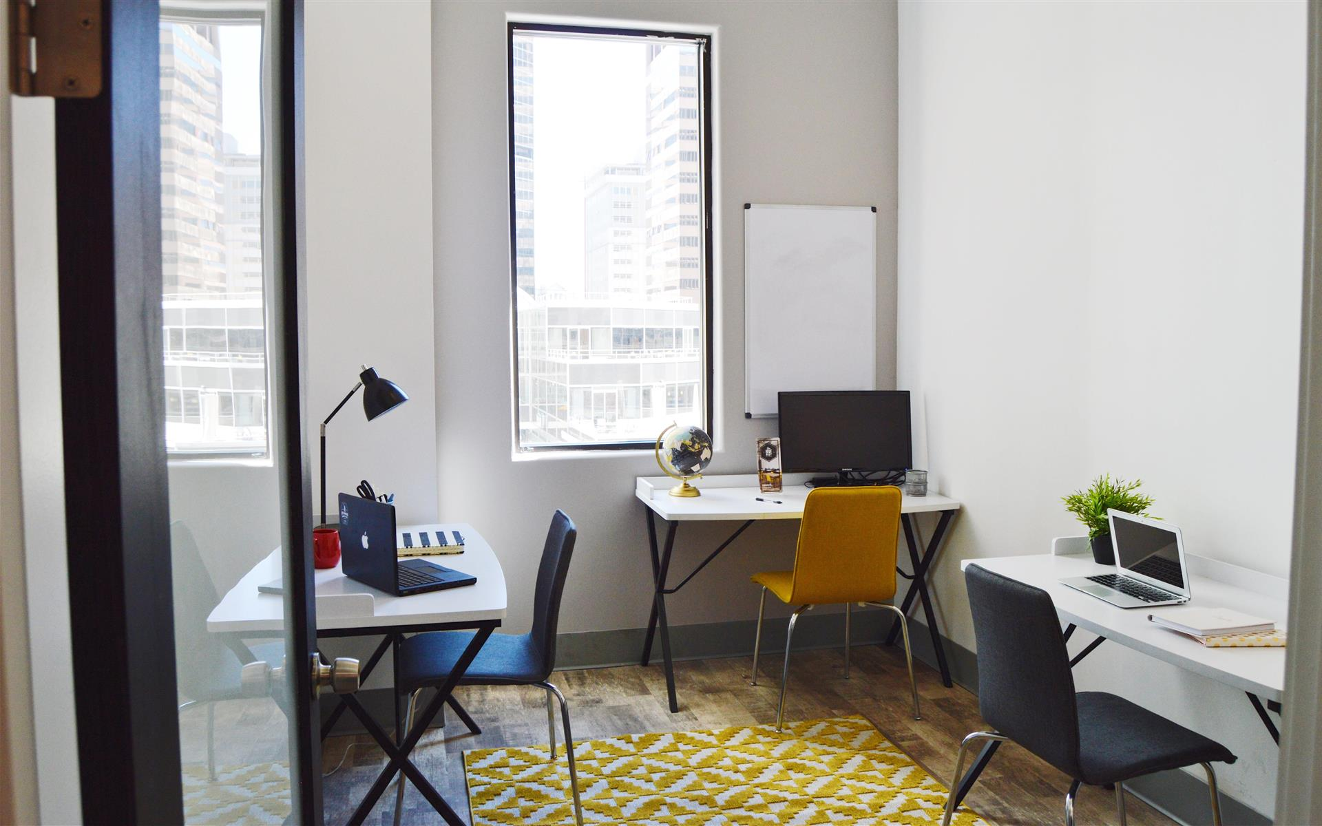 The Hive on 16th - Private Office for 1 to 3 people