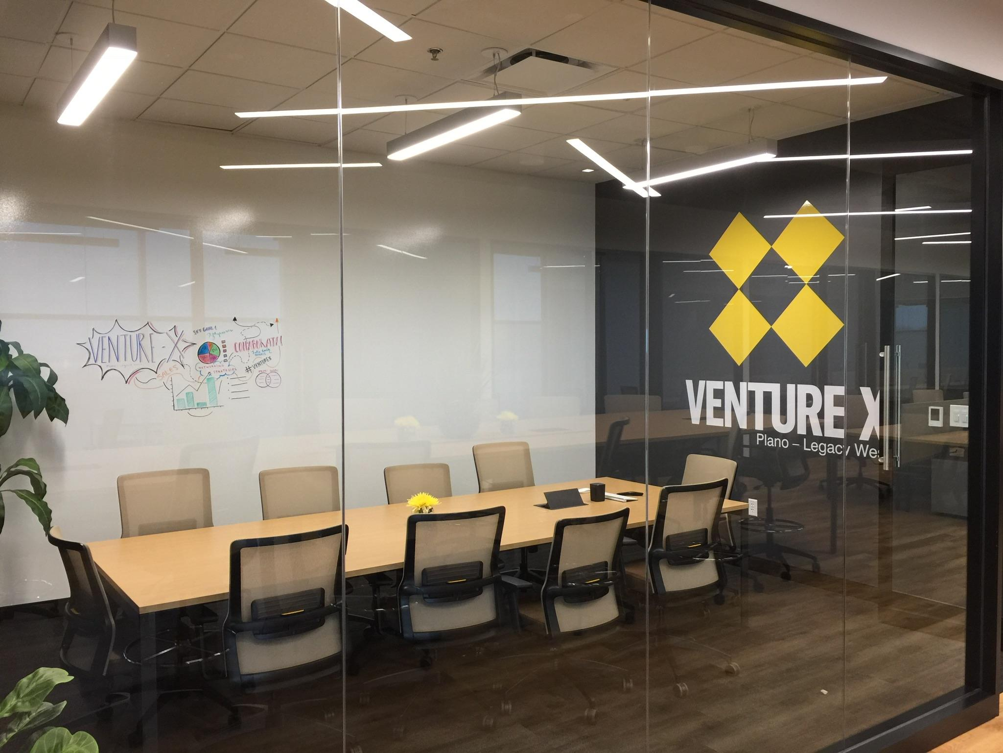 Venture X Plano - Plano Meeting Room