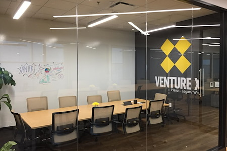 Venture X | Plano - Plano Meeting Room