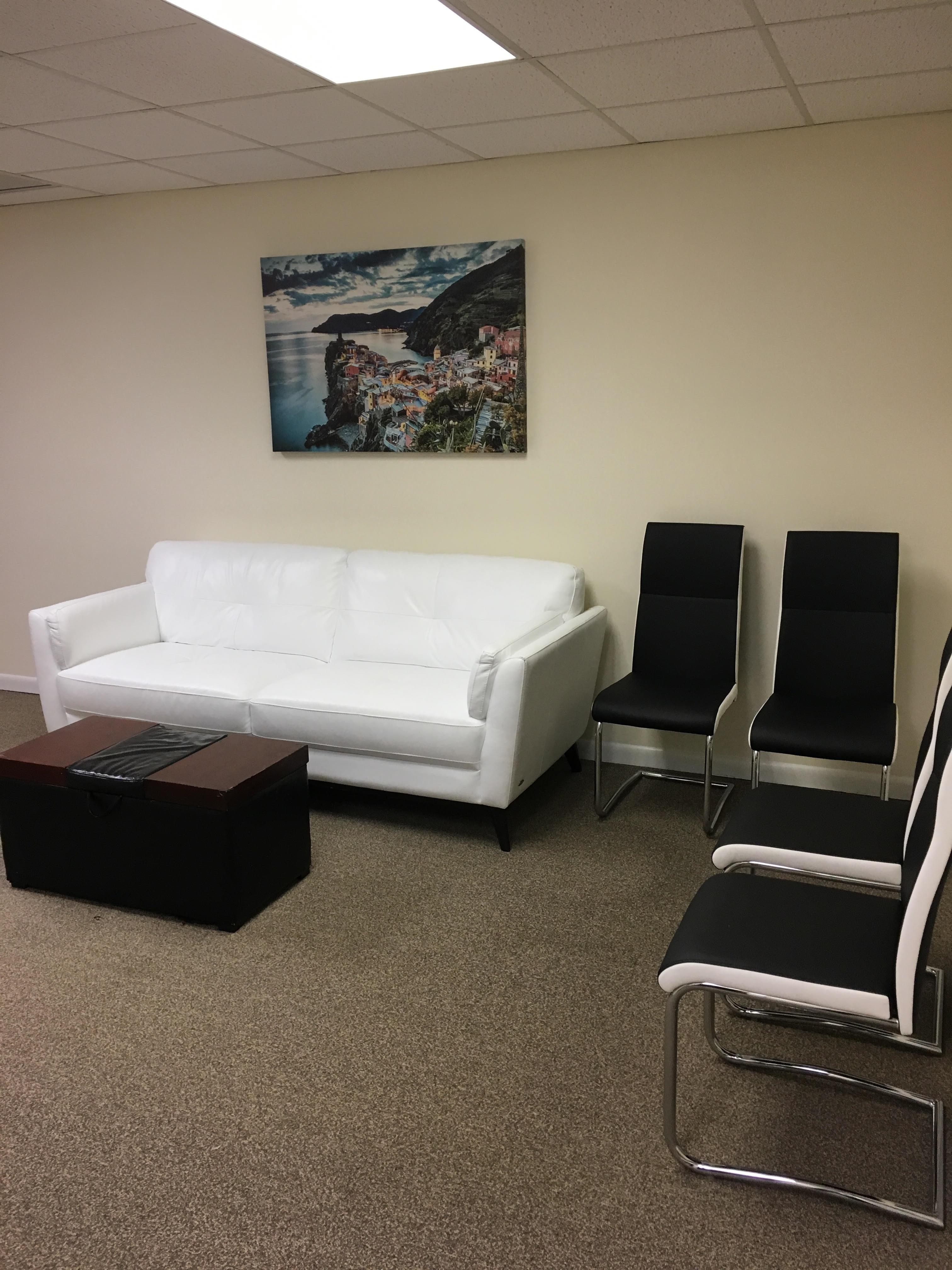Accountant In A Box - Event Space / Reception Area