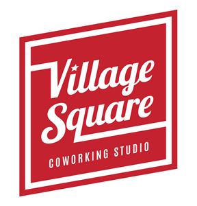 Logo of Village Square Coworking Studio