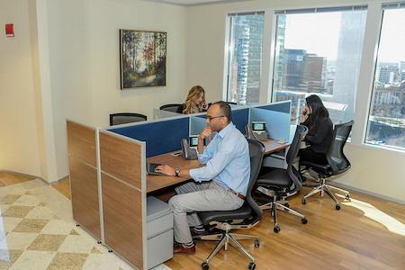 Servcorp - Boston One International Place - Hot Desk