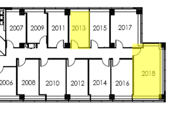 Corporate Suites: 757 3rd Ave (47th St.) - Offices 2013 & 2018