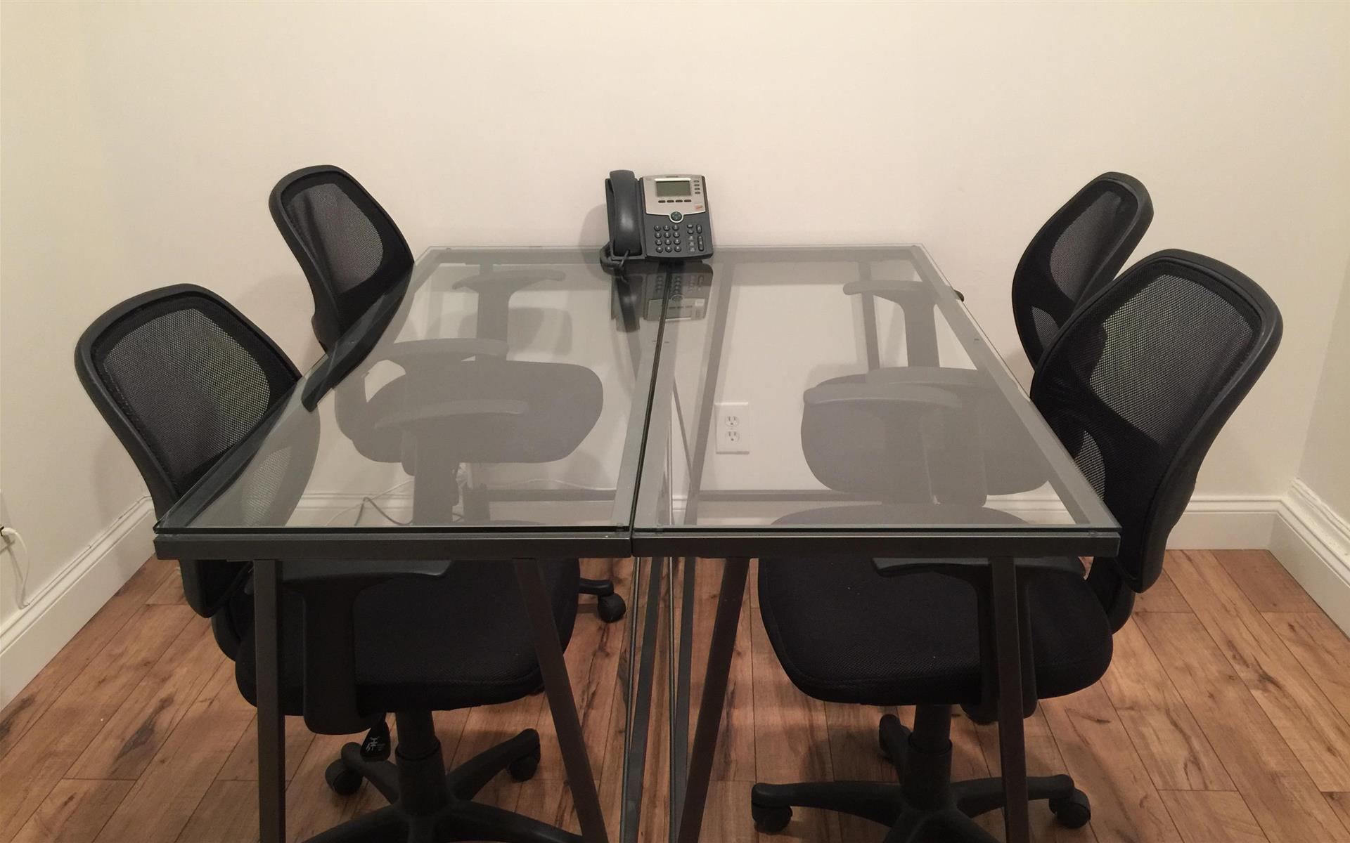 Sage Workspace - 704C: 4 Person Meeting & Training Room