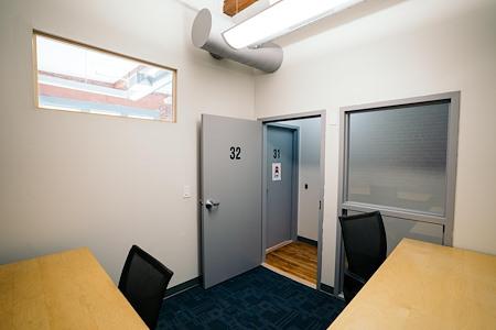 Coalition: Boston - 2 Person Workspace (R32)