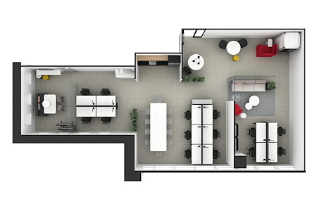 Comerica Bank Tower - Suite 3360- altSpace