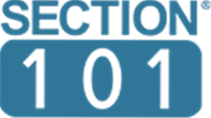 Logo of Section 101 Coworking Space