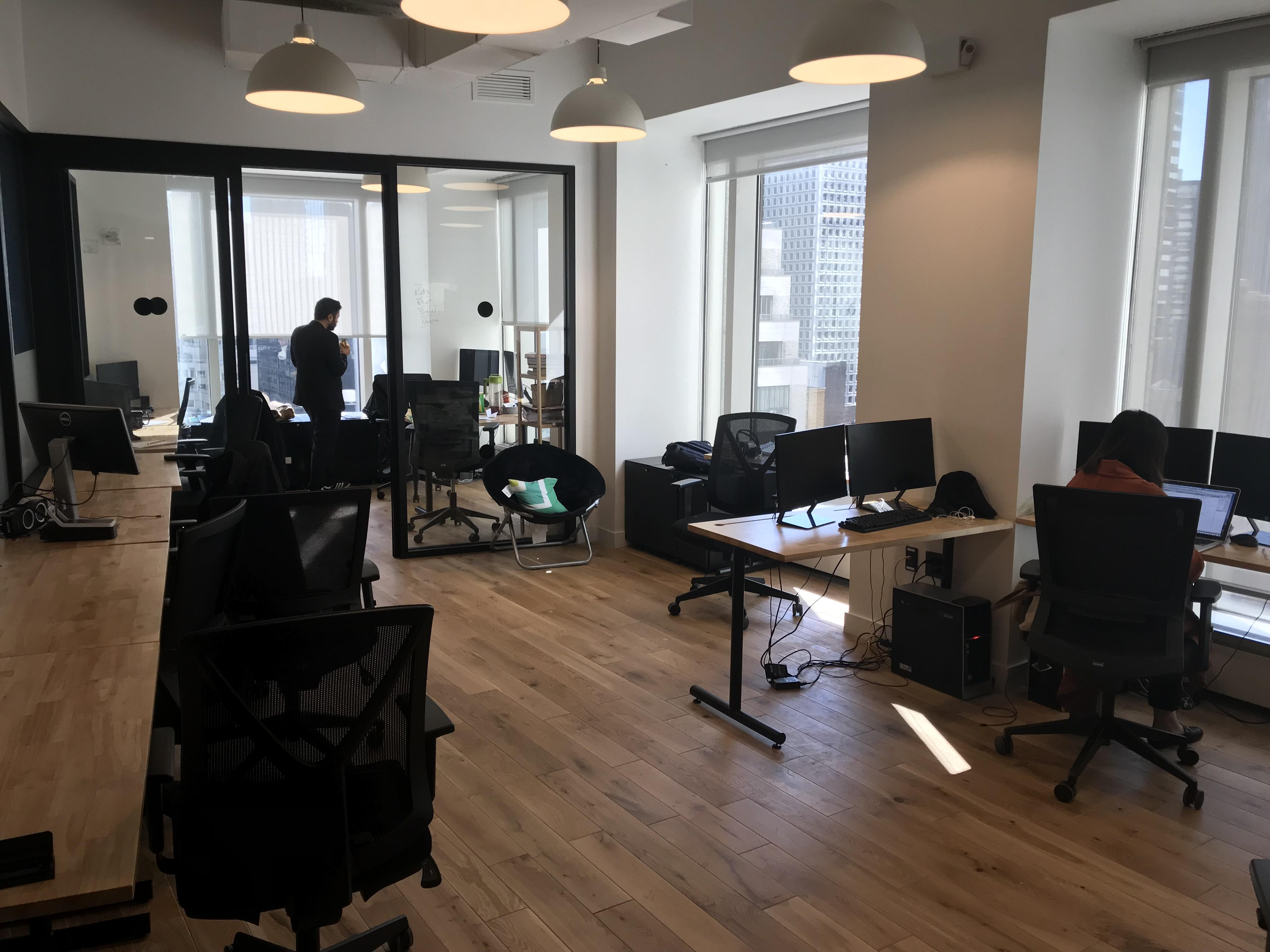 Blockseed Investments - Office Space 57th/Lexington Avenue