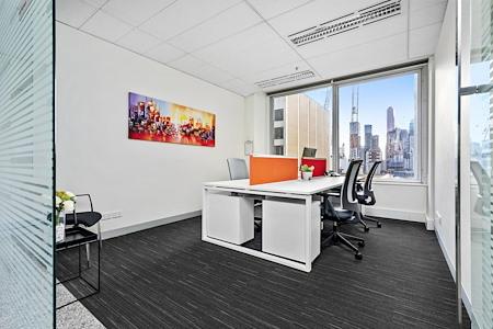 workspace365 - 330 Collins Street - Co- Working Flexidesks @ 330 Collins
