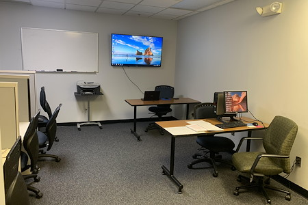 Team room for 8 - Office Suite 1