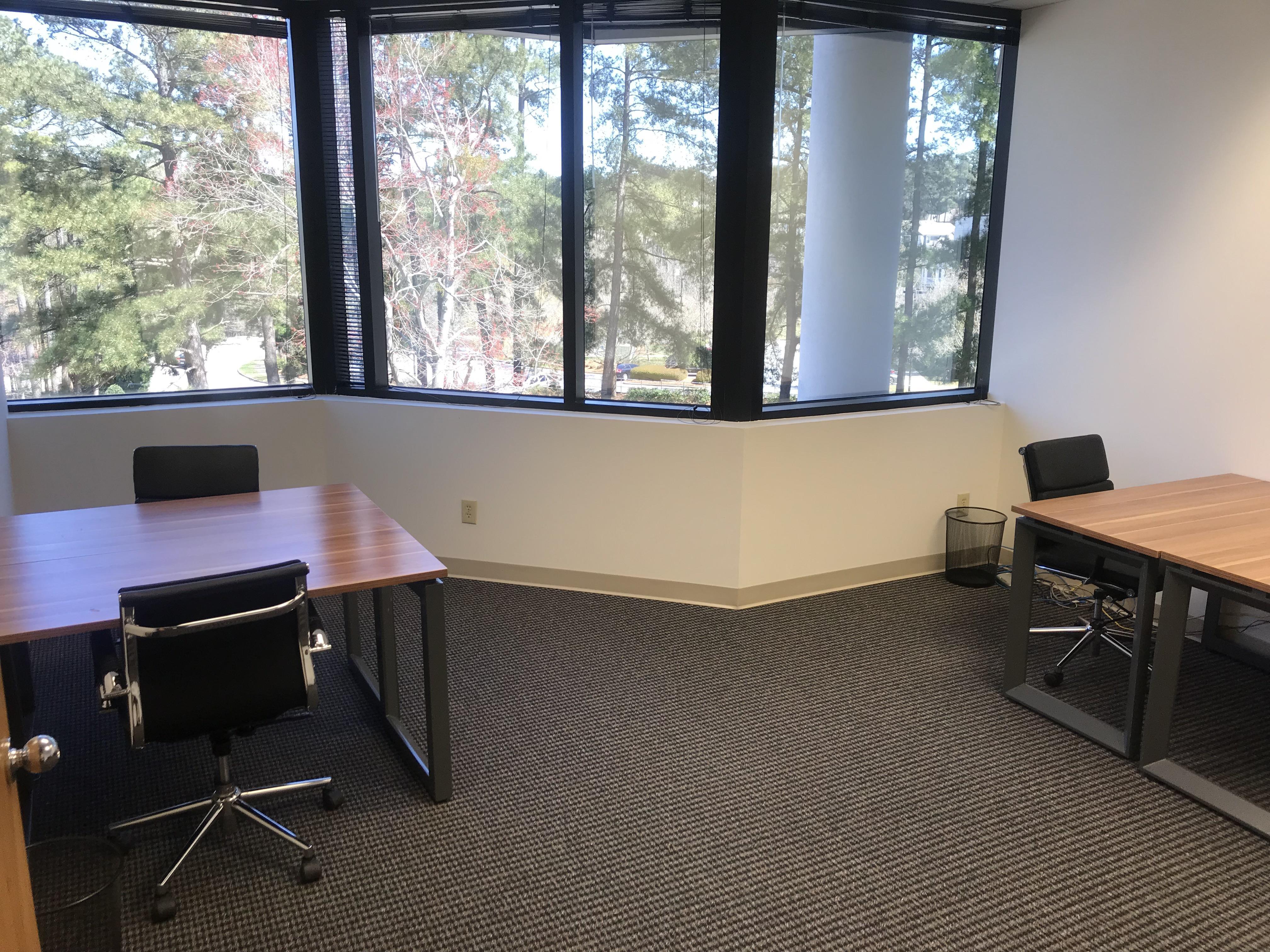 TKO Suites - Raleigh, NC - Rare Vacancy! Bright, Spacious Office