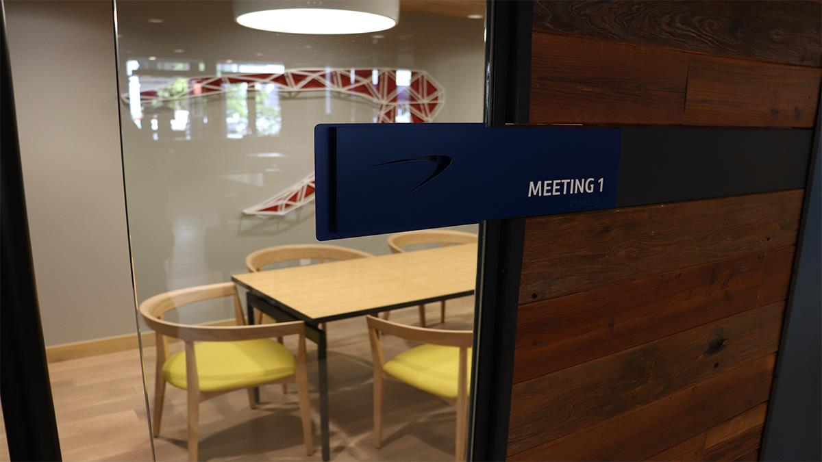 Capital One Café - Miracle Mile - Meeting Room 1