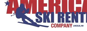Logo of The Great American Ski Renting Co., Lincoln