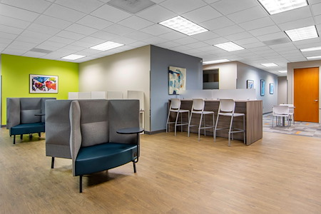 Atlanta Office Venture d/b/a Office Evolution - Shared Workspace All Inclusive