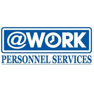 Logo of AtWork Personnel Services, Cary