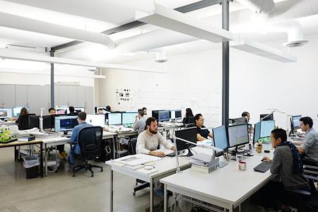 NMDA - Designer Space