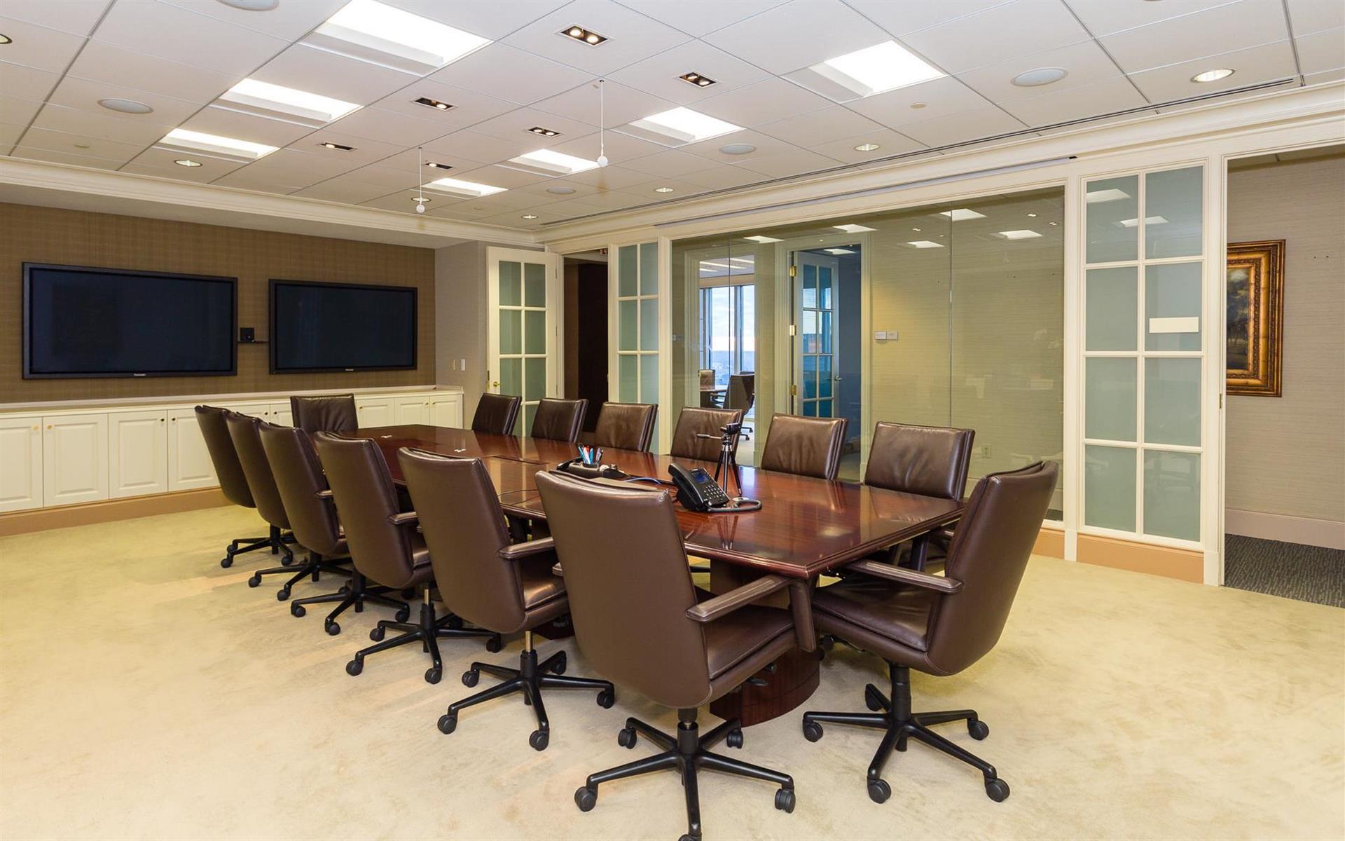 Nexus 1201 - The Atlantic: Boardroom Suite A