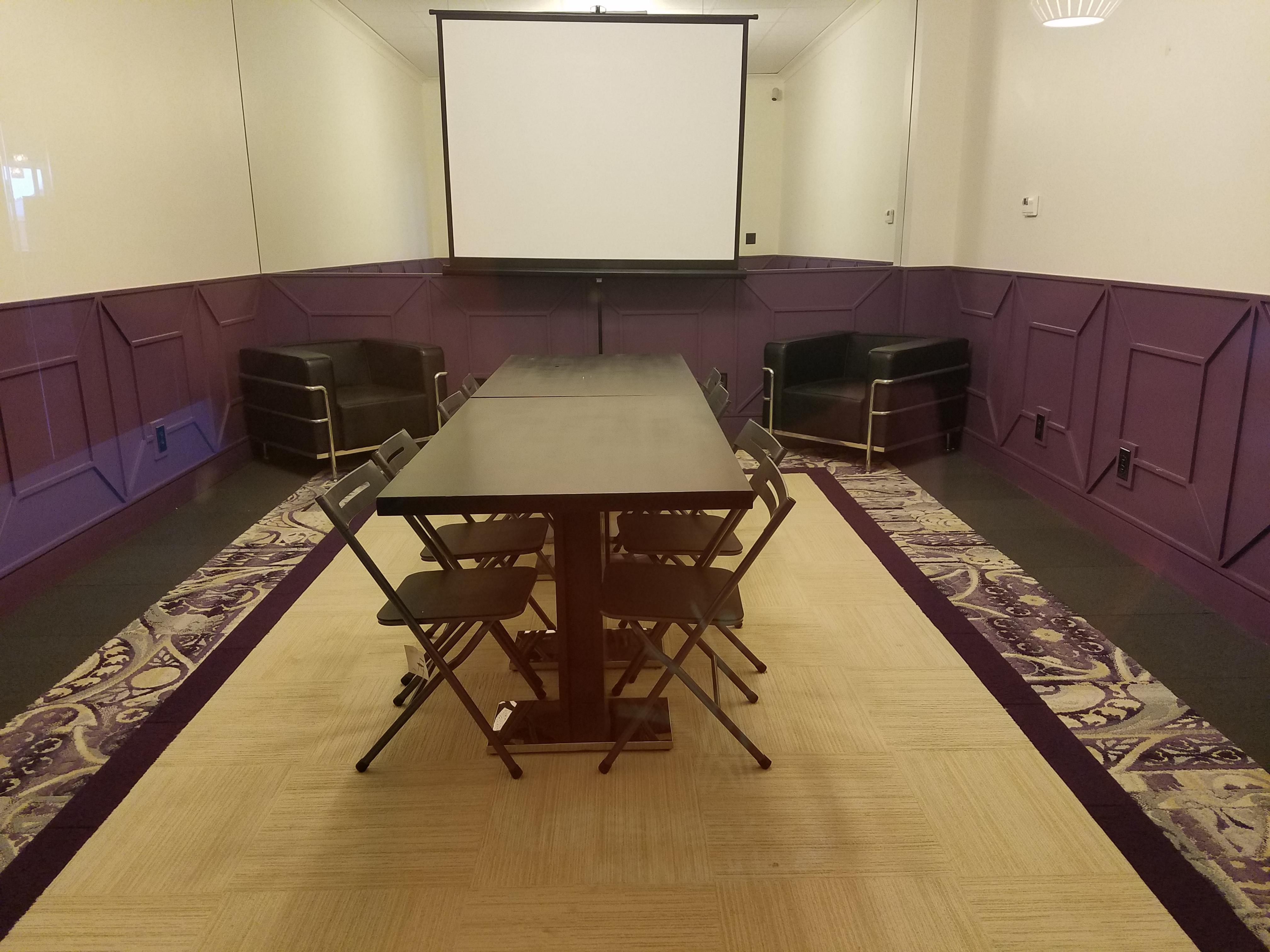 Creative Crossings Studio - Meeting Room