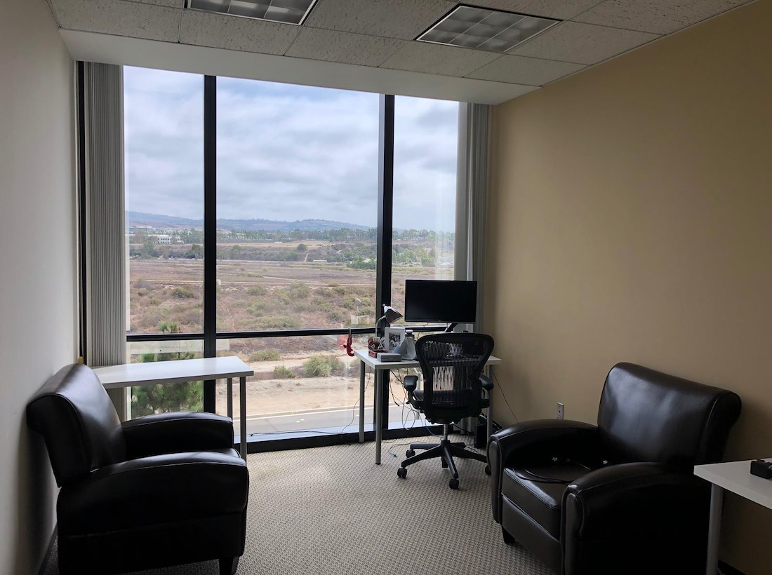 private office for 3 at innovation capital law group liquidspace