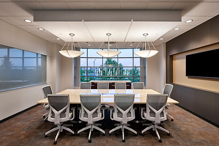 MODI Executive Offices - Conference Room