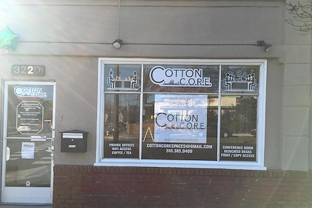 Cotton CORE Spaces - Ste 200(Solo/Split Days With Your Team)