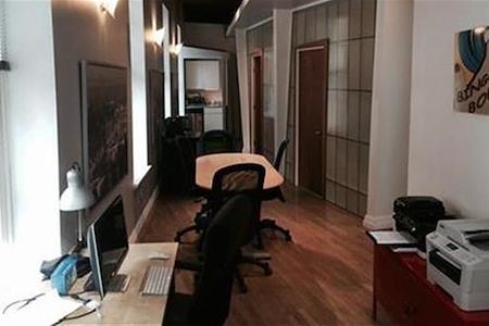 Milk & Broad Cooperative - Workstation/Dedicated Desk