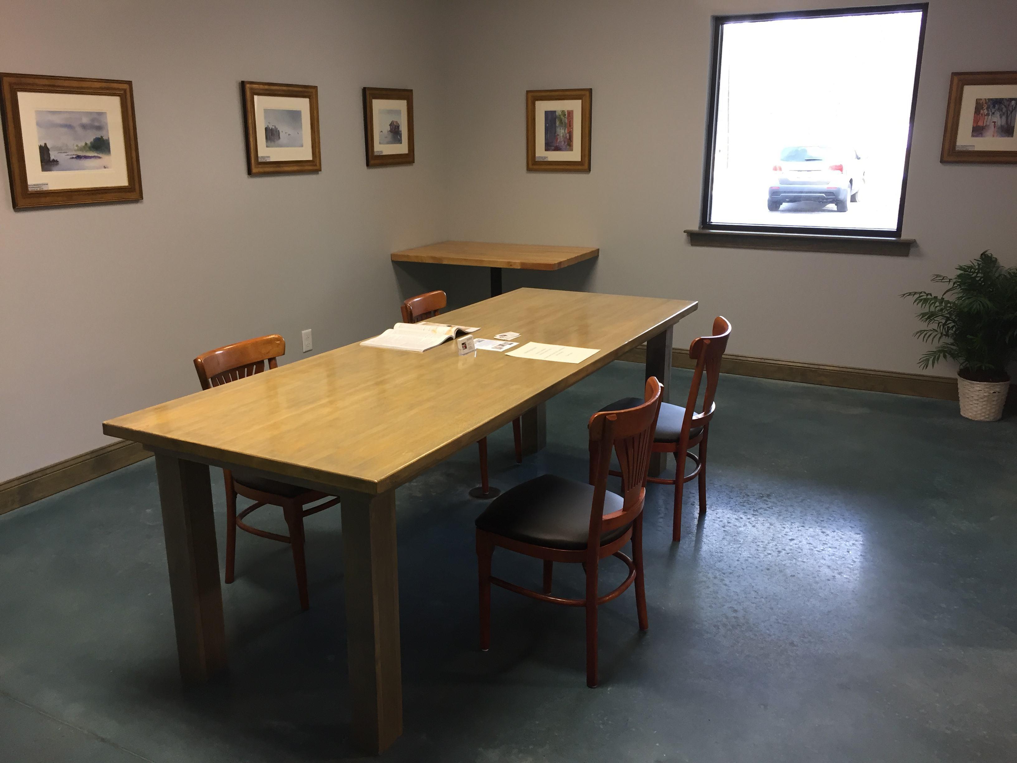 Lowco Cafe - Meeting Room 1
