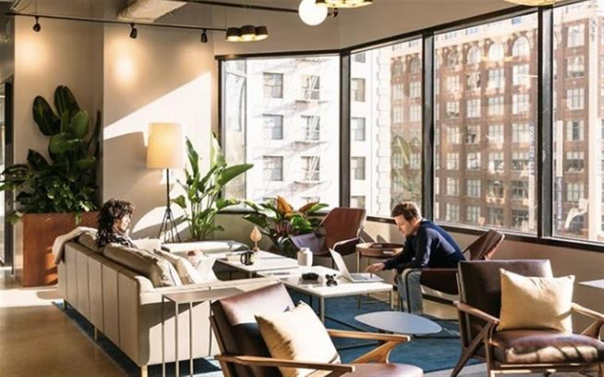 Industrious   Charlotte - Private Office for 1