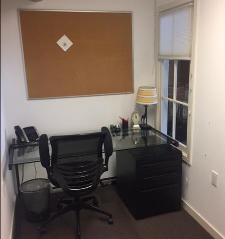Gumas Advertising - Single, office with interior window