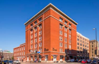 Crescent Real Estate | 501 Elm Street - Suite 550