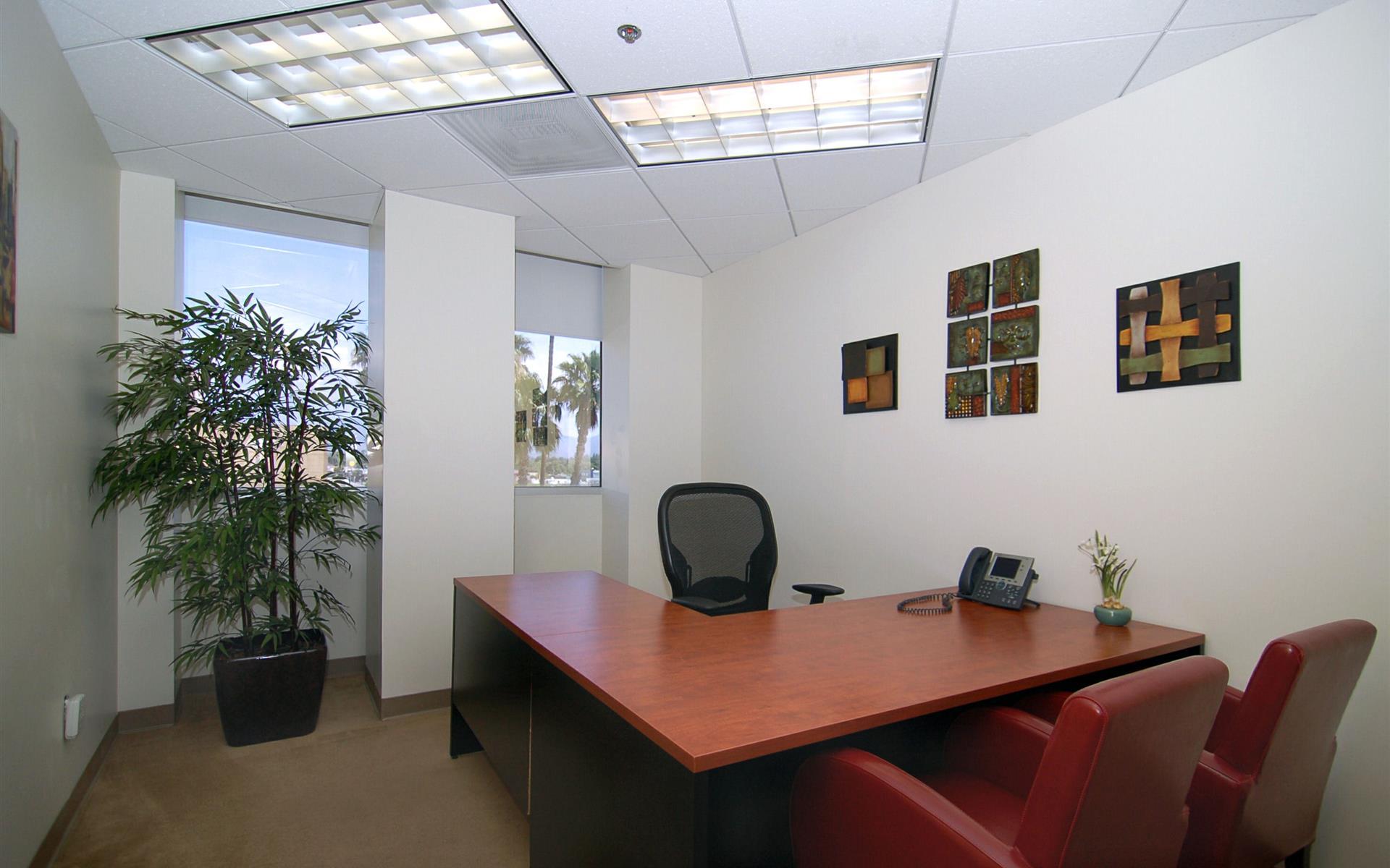 (PAN) Panorama City - Exterior Office