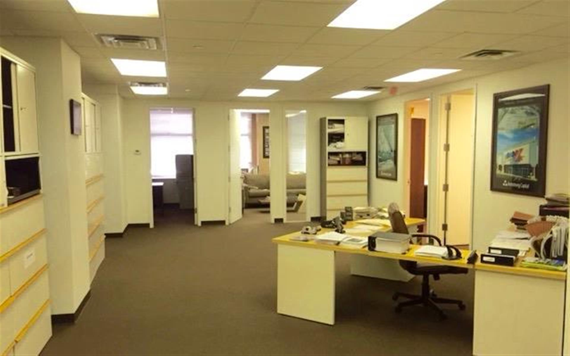Armstrong Capital NYC - Armstrong Office Suite