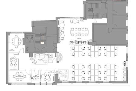 Knotel - 33 Charlotte Street - Office Suite - E3