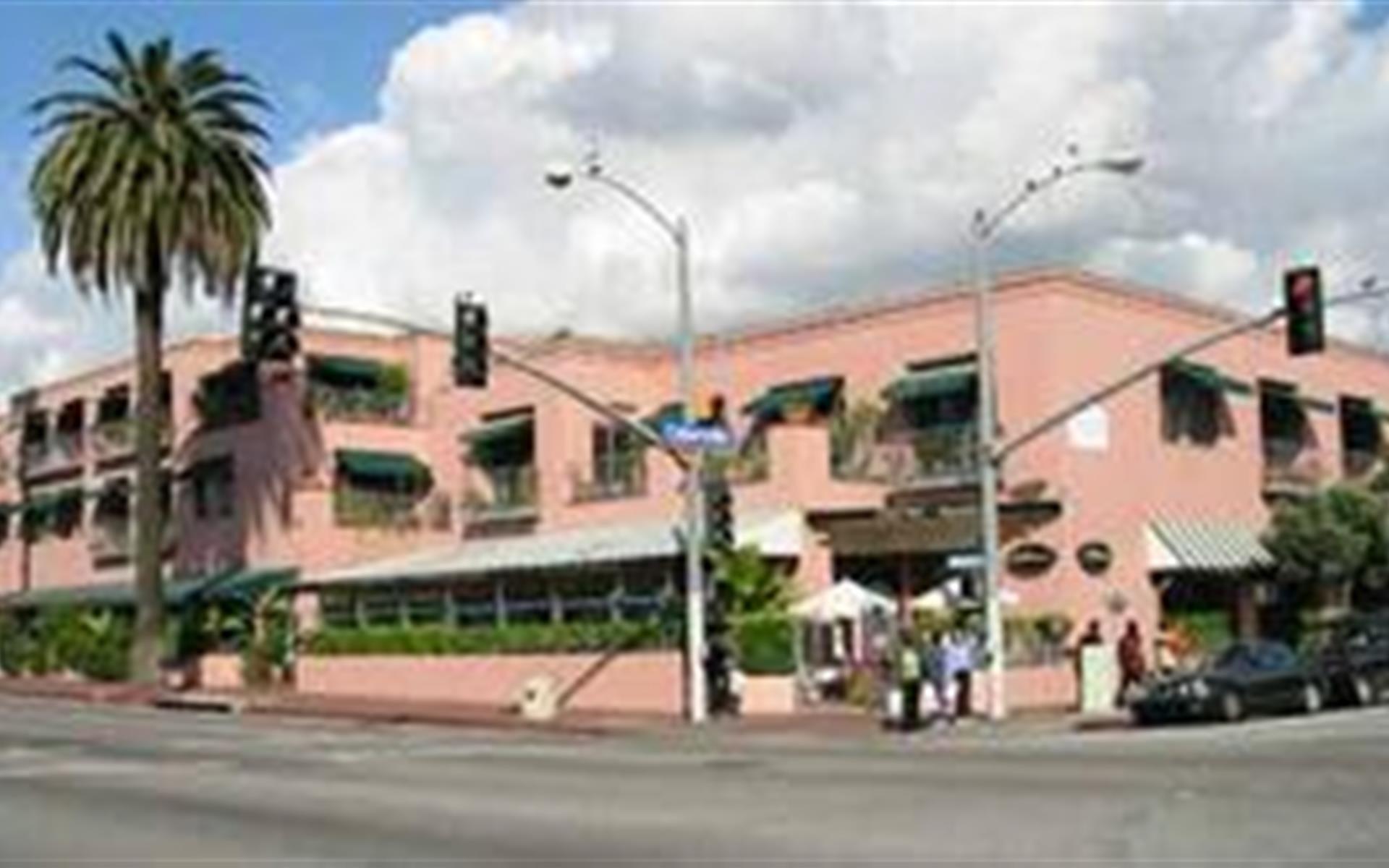 (SM2) The Water Garden   1541 Ocean Ave, Suite 200 Santa Monica 90401