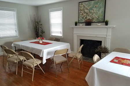 Chesapeake Mental Health Collaborative - Conference Room/Meeting Space/Class Room