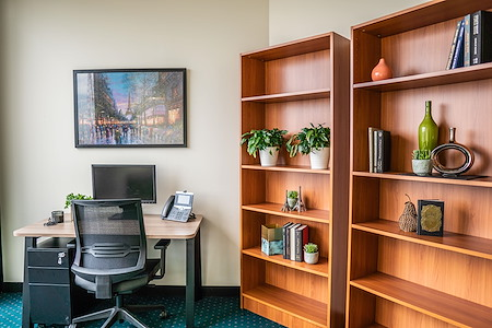 Servcorp 140 William Street - Your own private office for the day!